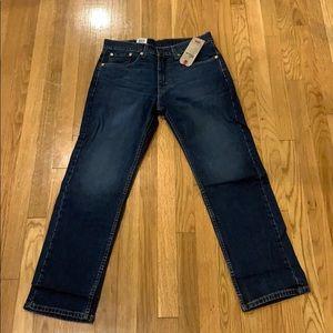 Men's Levi's 32x30 505 Regular Stretch Jeans
